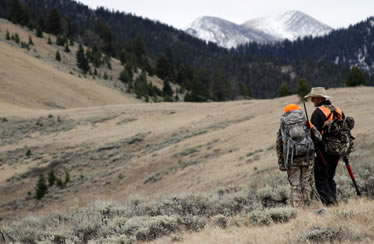Hunt Montana