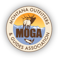 Montana Outfitters and Guides Association Logo